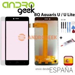 Pantalla LCD + Táctil para BQ Aquaris U LITE / BQ U