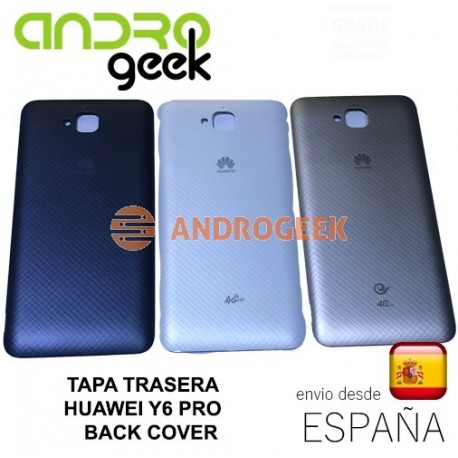 Tapa trasera para HUAWEI Y6 PRO cubre bateria chasis back cover