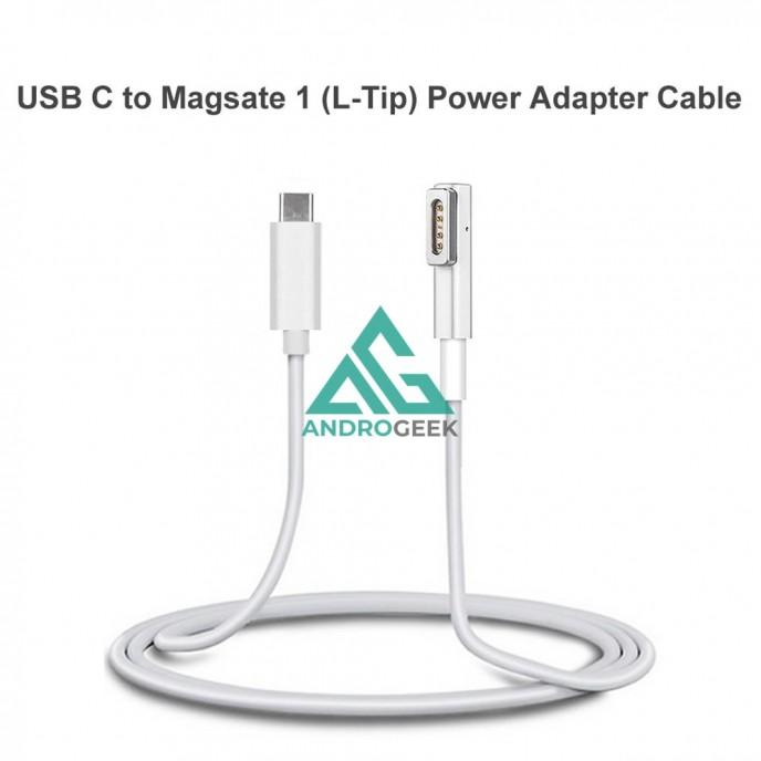 Adaptador de Corriente USB-C a Magsate 1 Tipo L