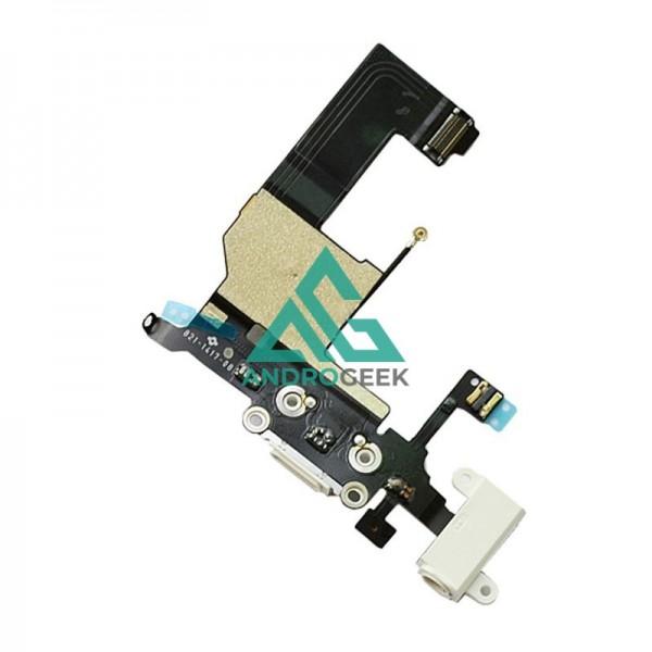 Flex conector carga iPhone 5 microfono antena placa carga