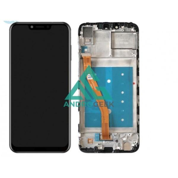 Pantalla con MARCO Huawei Honor Play PREMIUM (LCD/display + digitalizador/táctil)