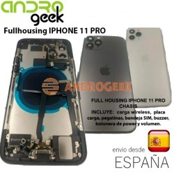 Full Housing iPhone 11 PRO Chasis COMPLETO