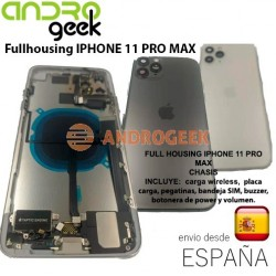 Full Housing iPhone 11 PRO MAX Chasis COMPLETO