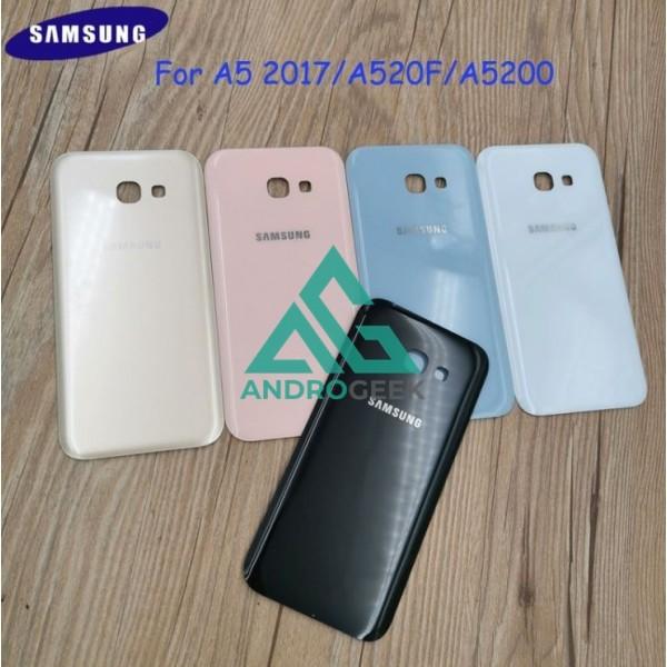 Tapa trasera Samsung A5 2017 A520 cubre batería back cover