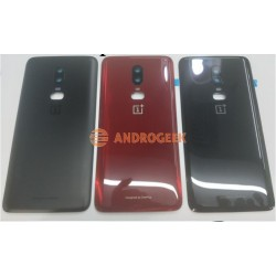 Tapa trasera Oneplus 6 One plus 6 cubre batería back cover