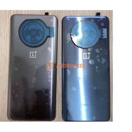 Tapa trasera Oneplus 7T CON LENTE one plus 7T cubre batería back cover